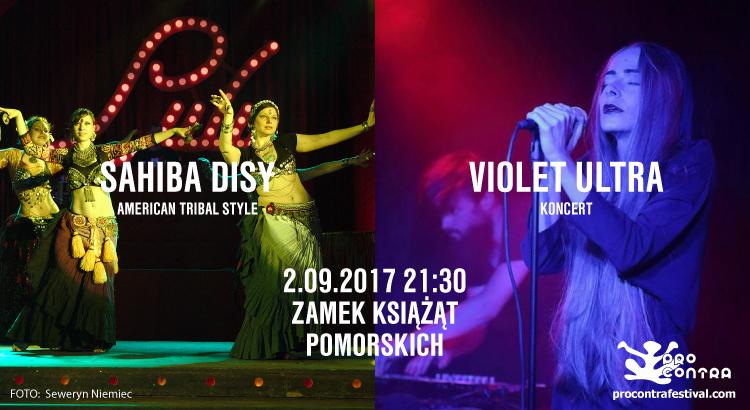 Sahiba Disy & Violet Ultra